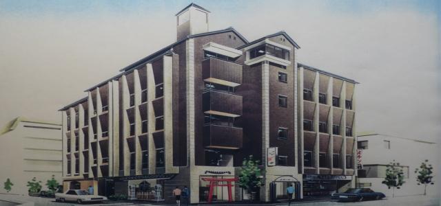 下呂温泉旅館会館